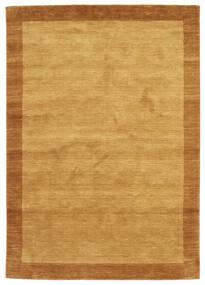 Handloom Frame - Gold Rug 160X230 Modern Light Brown/Brown (Wool, India)