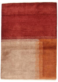 Gabbeh Persia Rug 81X115 Authentic  Modern Handknotted Rust Red/Light Brown (Wool, Persia/Iran)