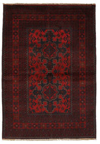 Afghan Khal Mohammadi Rug 102X148 Authentic  Oriental Handknotted Black (Wool, Afghanistan)