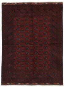 Afghan Rug 166X219 Authentic  Oriental Handknotted Black (Wool, Afghanistan)