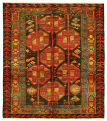Lori Rug 172X195 Authentic  Oriental Handknotted (Wool, Persia/Iran)