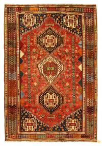 Qashqai Rug 182X270 Authentic  Oriental Handknotted (Wool, Persia/Iran)