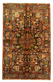 Nahavand Rug 153X248 Authentic  Oriental Handknotted (Wool, Persia/Iran)