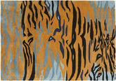 Love Tiger - Orange / Grey