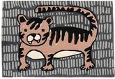 Cool Cat - Grey / Pink
