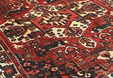 Persian nomad- / village